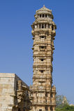 Vijay Stambkh, a tower victories in a fort Chittorgarkh India. Vijay Stambkh  tower victories in a fort Chittorgarkh India Royalty Free Stock Photography