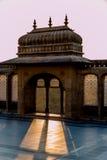 Vijay vilas palace in mandvi. Gujarat, India Stock Photography