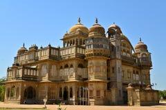 Vijay-vilas Palast kutch Lizenzfreies Stockbild