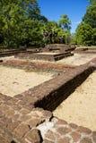 Vijayabahu Palace Ruins, Polonnaruwa, Sri Lanka Stock Photography