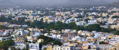 Vijayawada, Ινδία Στοκ Εικόνες