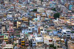 Vijayawada, Ινδία Στοκ Φωτογραφία