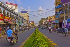 vijayawada Royalty-vrije Stock Foto