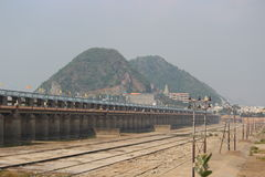 Vijayawada piękno Zdjęcia Stock
