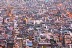 Vijayawada-Stadt Lizenzfreies Stockbild