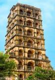 Vijaynagara Fort of Tanjore prominent historical monument Nayak. King 'Vijay Raghav'. Madurai, Tamil Nadu, India stock photography