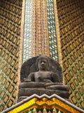 Vijf Dhyani Buddhas Stock Afbeeldingen