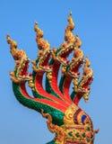 Vijf serpenthoofd Royalty-vrije Stock Afbeeldingen