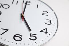 Vijf uur Royalty-vrije Stock Afbeelding