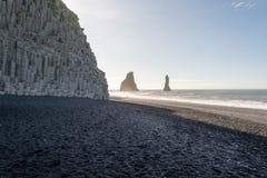 Vik в Исландии Стоковые Изображения RF