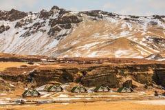 Vik, Iceland Stock Image