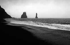 Vik Islande Image stock