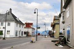 Vik, Sogn og Fjordane, Norway Stock Photos