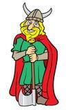 Viking illustration libre de droits