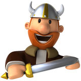 Viking Stock Photo