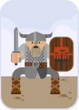 viking libre illustration