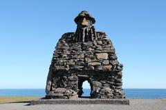 Viking av Snaefellsnes Royaltyfri Bild