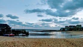 Viking Bay fotografia stock libera da diritti