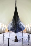 Viking boat Royalty Free Stock Photos