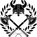 Viking chwała ilustracja wektor