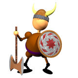 Viking clipart Stock Image