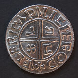 Viking coin Royalty Free Stock Photography