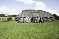 Viking dom Zdjęcia Royalty Free