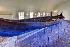 Viking Drakkar in Oslo< Norway Stock Photos