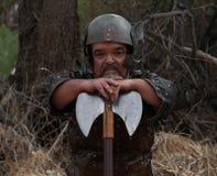 Viking Dwarf Imagen de archivo libre de regalías