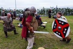Viking Festival 2014 Lizenzfreies Stockfoto
