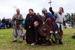 Viking Festival 2014 Stockfoto