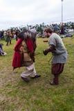 Viking Festival 2014 Arkivfoto