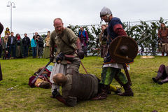 Viking Festival 2014 Stock Image