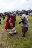 Viking Festival 2014 Stock Photo