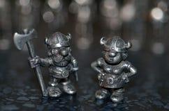 Viking figurines Royalty Free Stock Photo