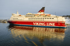 Viking fodrar - ms Isabella Royaltyfri Bild