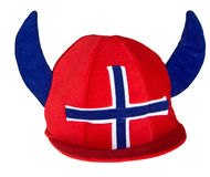 Viking hat Royalty Free Stock Photo