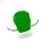 Viking hat, helmet stock photos