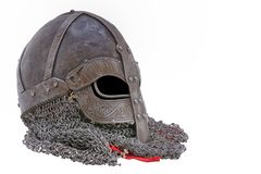 Viking-Helm Lizenzfreies Stockfoto