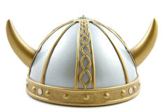 Viking helmet Royalty Free Stock Image