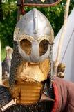 Viking helmet Stock Images