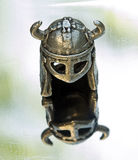 Viking helmet Stock Photos