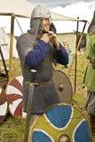 Viking, historical vestival Stock Images