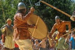 Viking, historical vestival Stock Photo