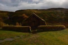 Viking House Photographie stock libre de droits