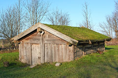 Viking House Royalty Free Stock Image