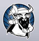 Viking Royalty Free Stock Photo