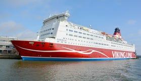 Viking Line Fotos de archivo