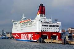 Viking Line Imagenes de archivo