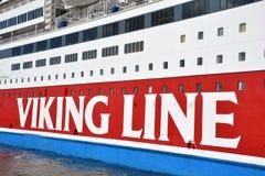 Viking Line Foto de archivo